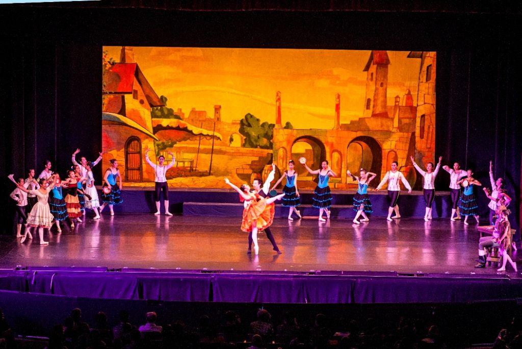 Don Quixote Li's Ballet WEB