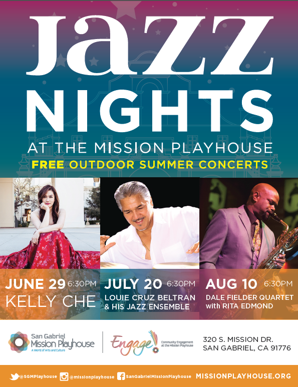 Jazz Nights at the Mission Playhouse