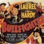 Laurel & Hardy The Bullfighters (1945) screening at the San Gabriel Mission Playhouse