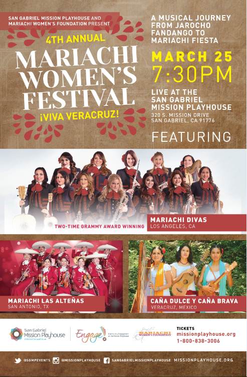 Mariachi Women's Festival Poster for web