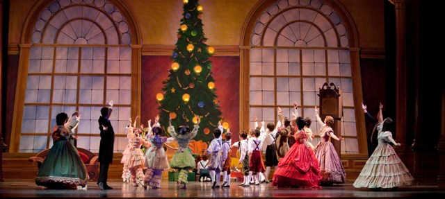 The Nutcracker: Photo courtesy of Pasadena Dance Theatre