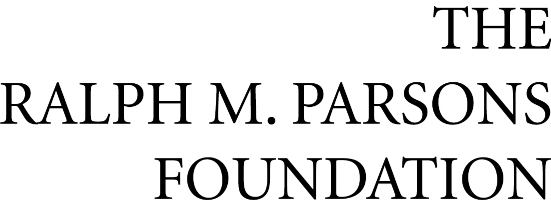 Ralph M. Parsons Foundation Logo
