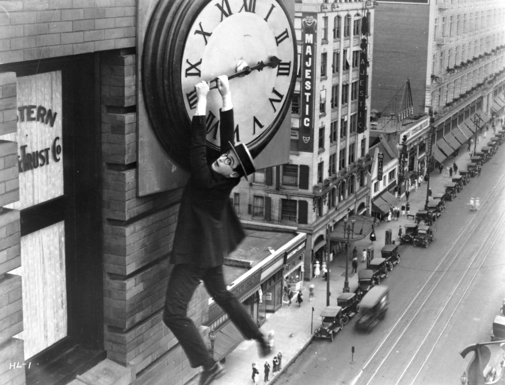Photo courtesy of Harold Lloyd Trust