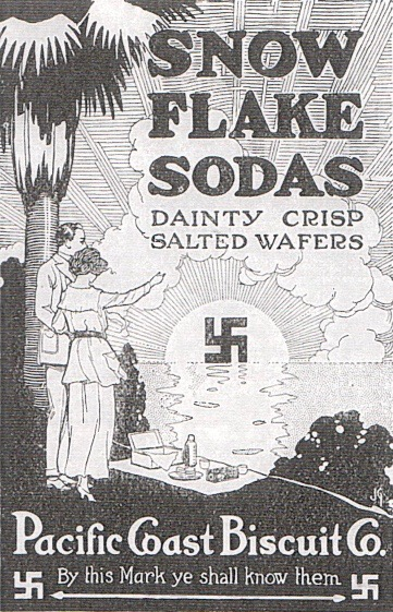Advertisement from California Life, 1919
