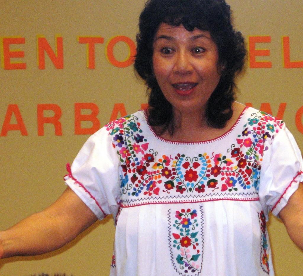 Barabara Wong, Storyteller