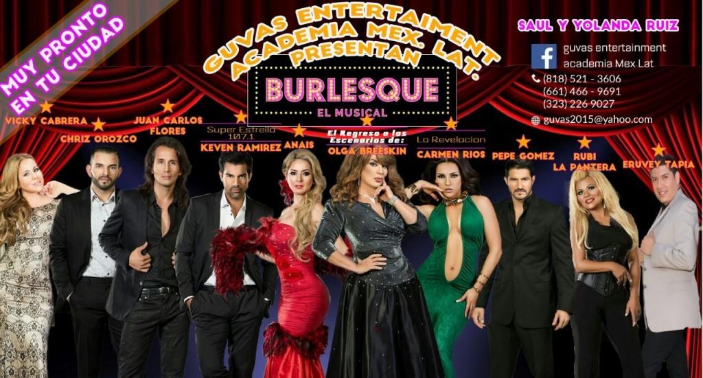 Burlesque el Musical en Espanol