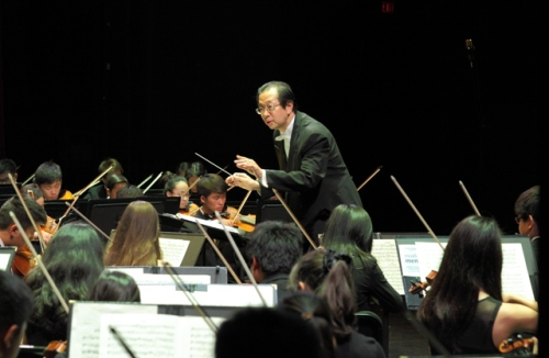 CalStateLA Symphony Orchestra Olympia Youth Orchestra FREE Community Concert at the San Gabriel Mission Playhouse