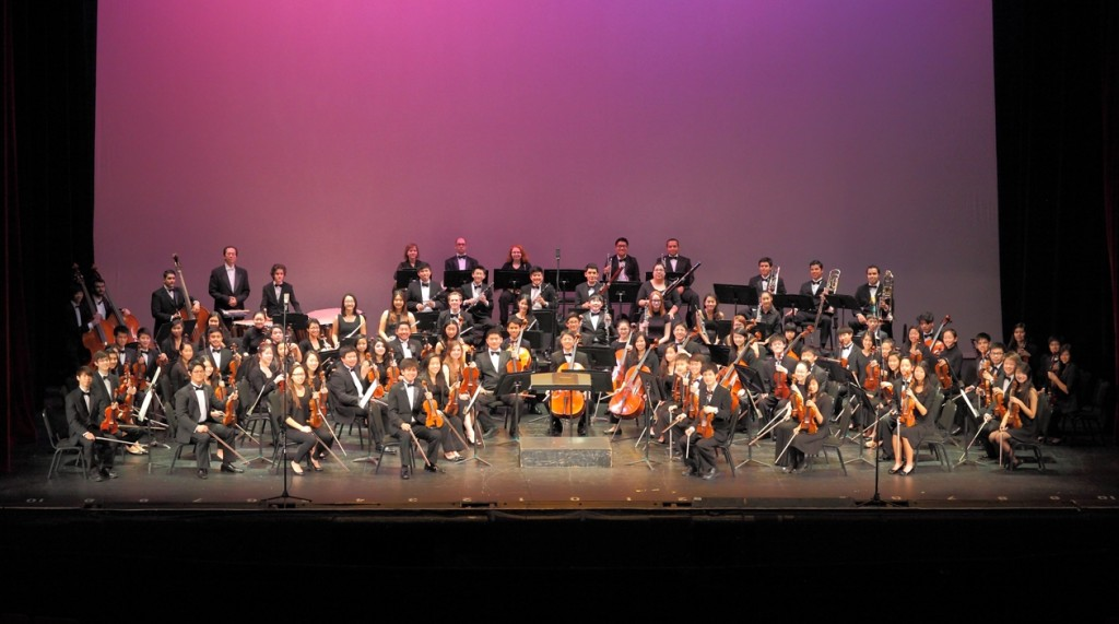 CalStateLA Symphony OrchestraOlympia Youth Orchestra