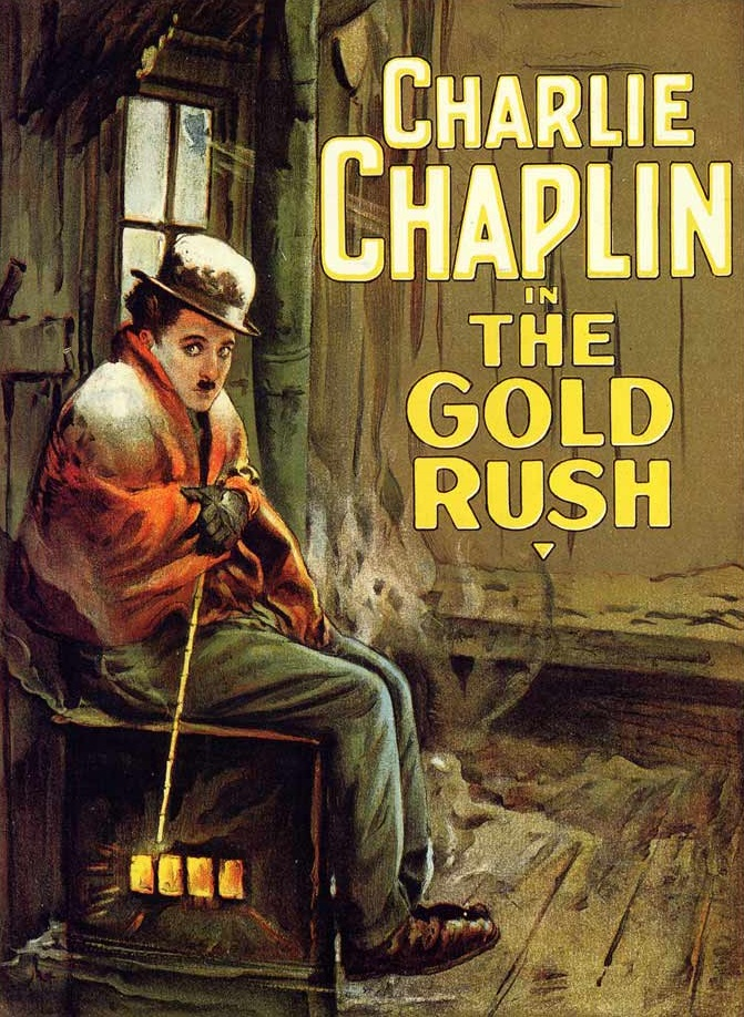 "Silent Sundays Series: ""The Gold Rush"""