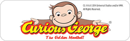 Curious George at the San Gabriel Mission Playhouse