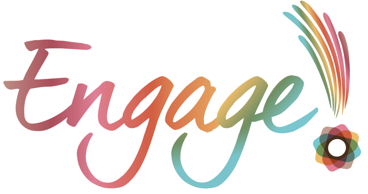 Engage Logo Community Engagement San Gabriel Mission Playhouse