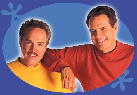Greg and Steve