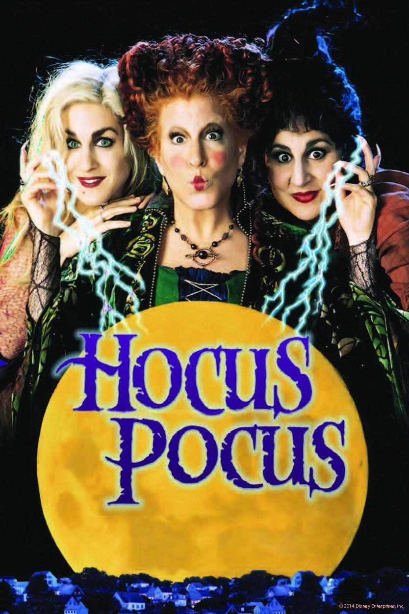Drive In Movie Hocus Pocus Free Event