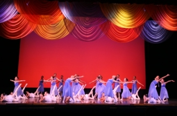 Li's Ballet at the San Gabriel Mission Playhouse