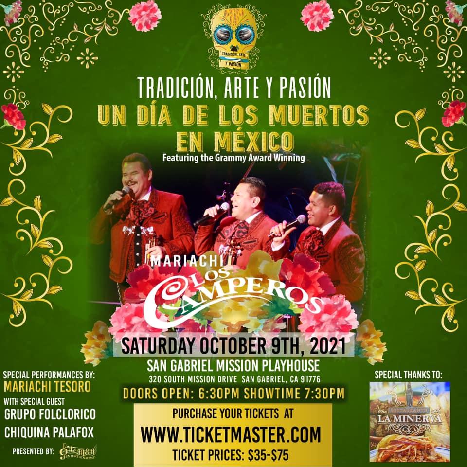Tradición, Arte y Pasión: Un Día De Los Muertos En México