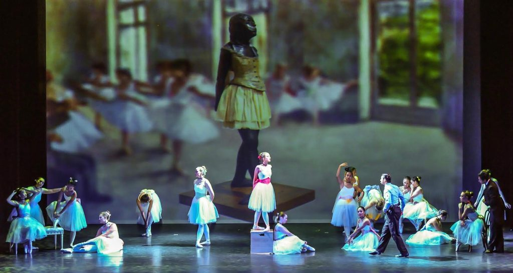 Pasadena Civic Ballet Night at the Museum