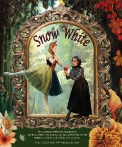 Pasadena Civic Ballet Snow White