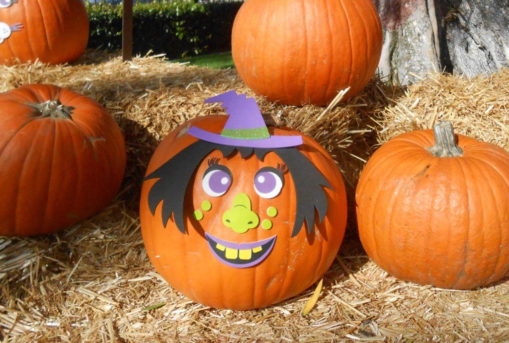 San Gabriel Mission Playhouse Pumpkins