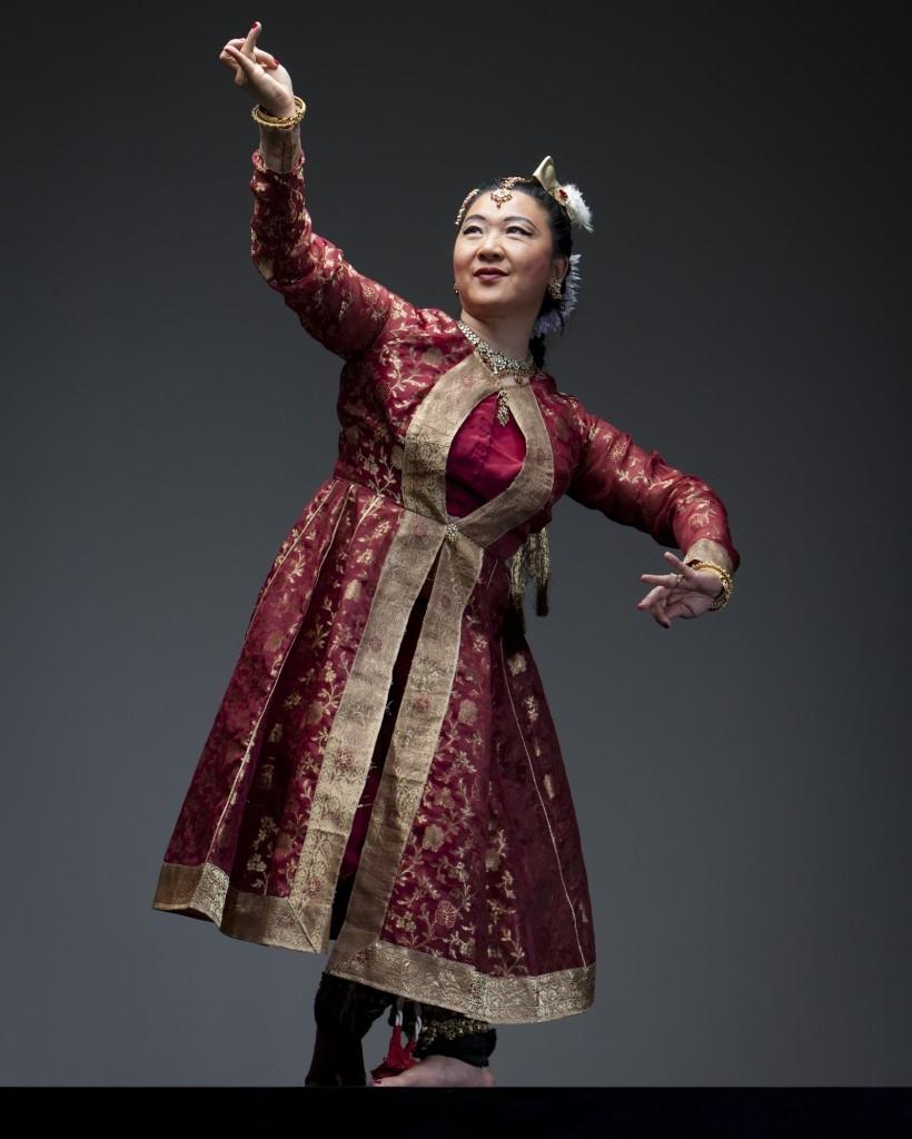Seibi Lee, Kathak Dancer