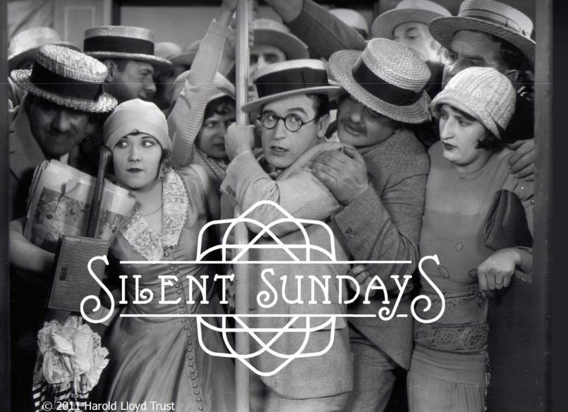 Silent Movie Sundays Series