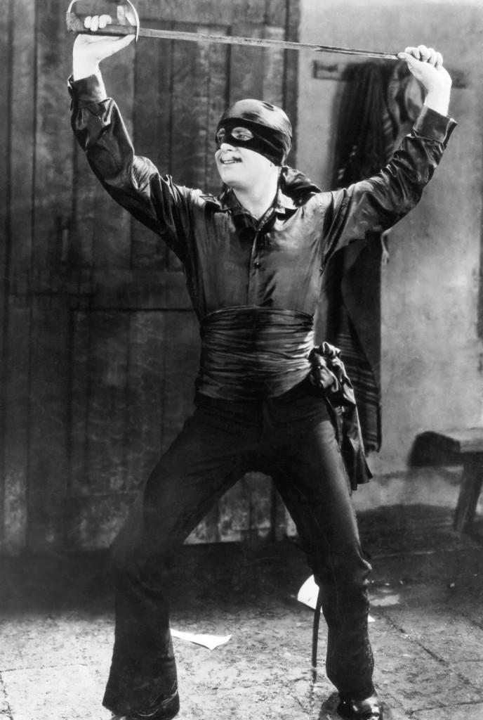 The Mark of Zorro at the San Gabriel Mission Playhouse