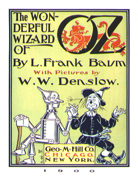 The Wizard Of Oz (School performances only-10:00am & 12:00pm) -