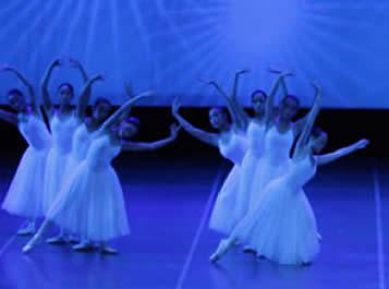 Li's Ballet Present Giselle & Ballet Showcase