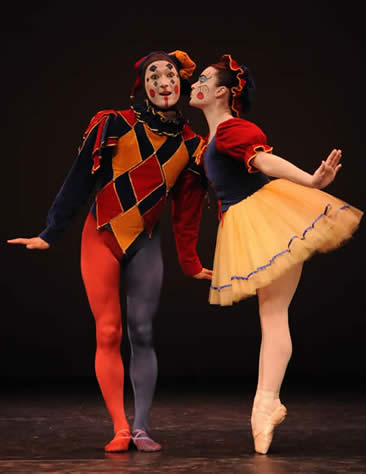 Pasadena Dance Theatre Present The Nutcracker School Performance